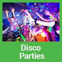 Disco Parties Central Coast