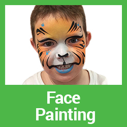 Face Painting Central Coast