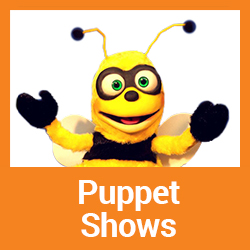 Puppet Shows Central Coast